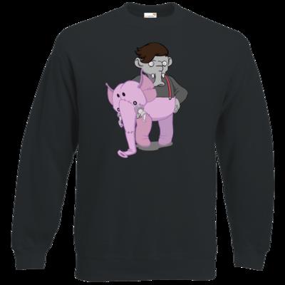 Motiv: Sweatshirt Classic - Deponia Kugo
