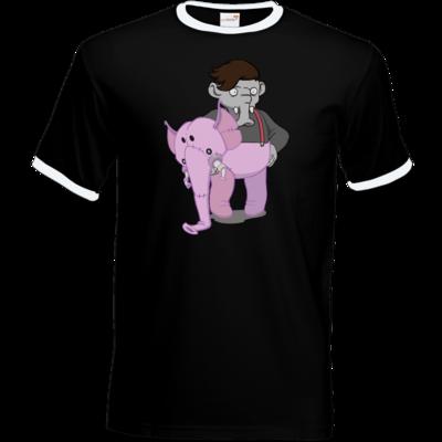 Motiv: T-Shirt Ringer - Deponia Kugo