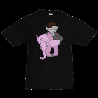 Motiv: Kids T-Shirt Premium FAIR WEAR - Deponia Kugo