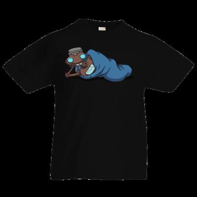Motiv: Kids T-Shirt Premium FAIR WEAR - Deponia Jungdwarf
