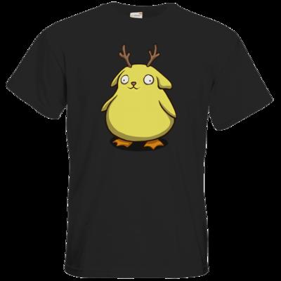 Motiv: T-Shirt Premium FAIR WEAR - Deponia Jackalope