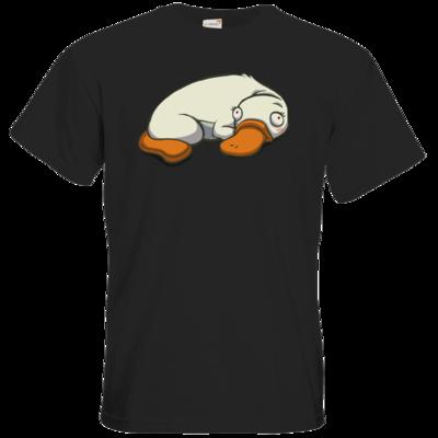 Motiv: T-Shirt Premium FAIR WEAR - Deponia Albinotypus