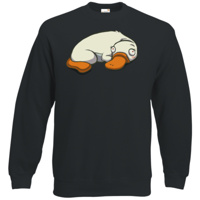 Motiv: Sweatshirt Classic - Deponia Albinotypus