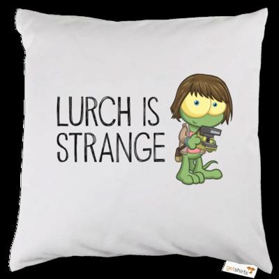 Motiv: Kissen - Lurch is Strange Max