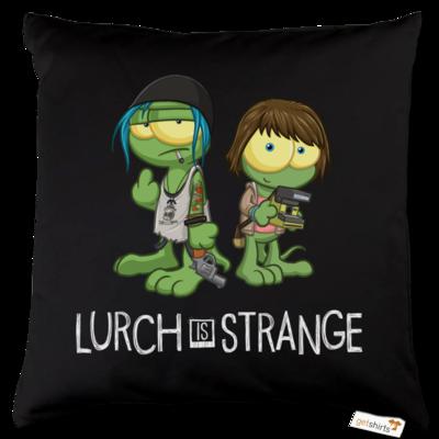 Motiv: Kissen Baumwolle - Lurch is Strange Max & Chloe