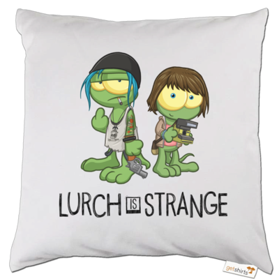 Motiv: Kissen - Lurch is Strange Max & Chloe