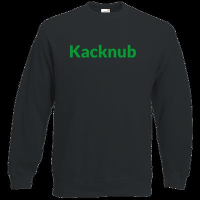 Motiv: Sweatshirt Classic - Kacknub