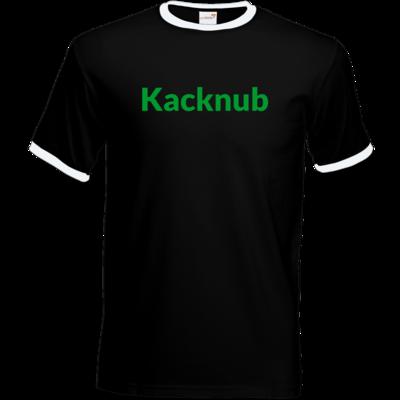 Motiv: T-Shirt Ringer - Kacknub