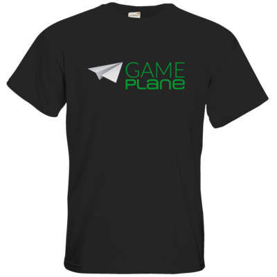 Motiv: T-Shirt Premium FAIR WEAR - Gameplane Logo gruen