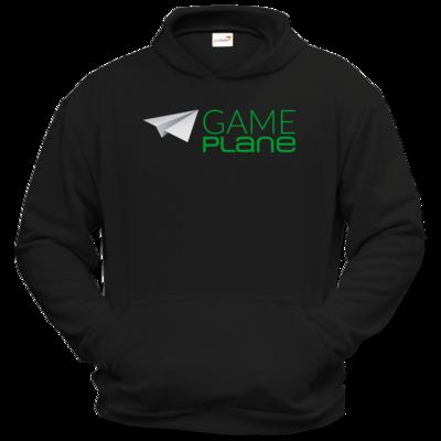 Motiv: Hoodie Classic - Gameplane Logo gruen