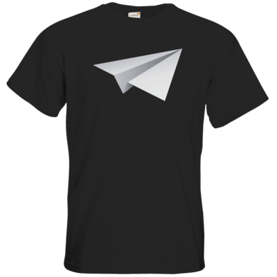 Motiv: T-Shirt Premium FAIR WEAR - Gameplane Flieger