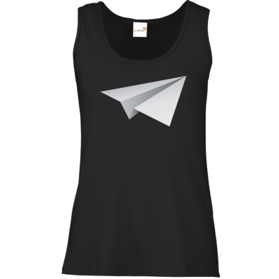 Motiv: Tank Top Damen Classic - Gameplane Flieger