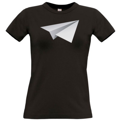 Motiv: T-Shirt Damen Premium FAIR WEAR - Gameplane Flieger
