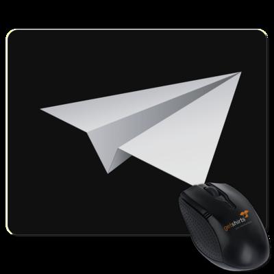 Motiv: Mousepad Textil - Gameplane Flieger