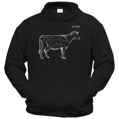 Motiv: Hoodie Classic - SizzleBrothers - Grillen - Meatmap