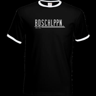 Motiv: T-Shirt Ringer - BDSCHLPPN