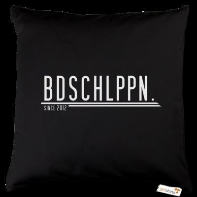Motiv: Kissen Baumwolle - BDSCHLPPN
