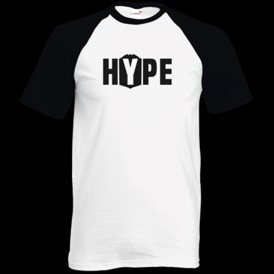 Motiv: TShirt Baseball - Hype