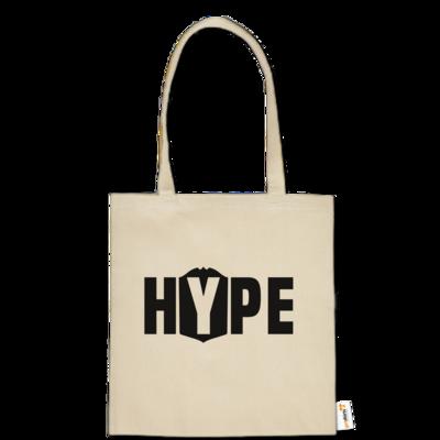 Motiv: Baumwolltasche - Hype
