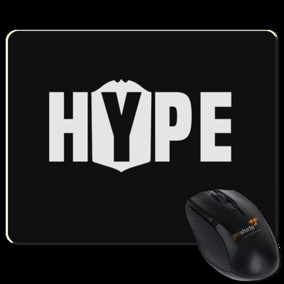 Motiv: Mousepad Textil - Hype