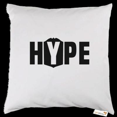 Motiv: Kissen - Hype