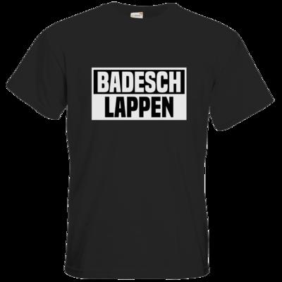 Motiv: T-Shirt Premium FAIR WEAR - BADESCHLAPPEN