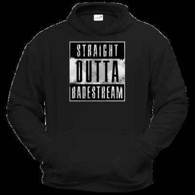 Motiv: Hoodie Classic - Straight Outta Badestream