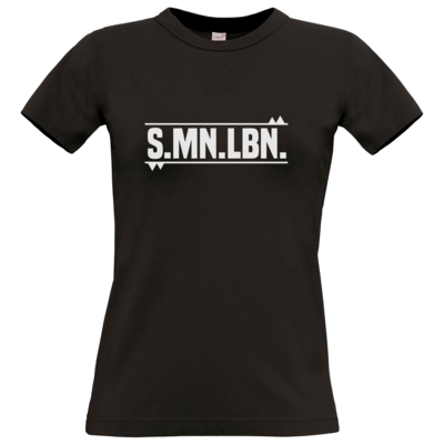 Motiv: T-Shirt Damen Premium FAIR WEAR - SMNLBN