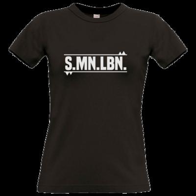 Motiv: T-Shirt Damen Premium FAIR WEAR - SMNLBN