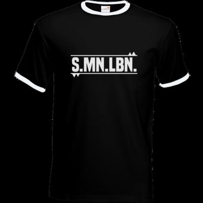 Motiv: T-Shirt Ringer - SMNLBN