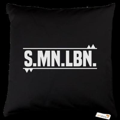 Motiv: Kissen Baumwolle - SMNLBN