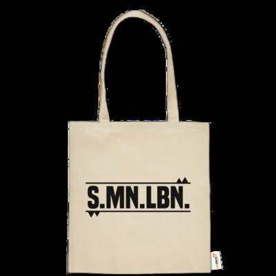 Motiv: Baumwolltasche - SMNLBN