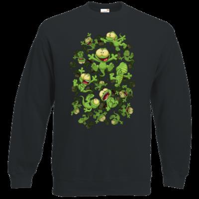 Motiv: Sweatshirt Classic - Lurchregen