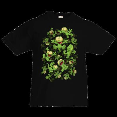 Motiv: Kids T-Shirt Premium FAIR WEAR - Lurchregen