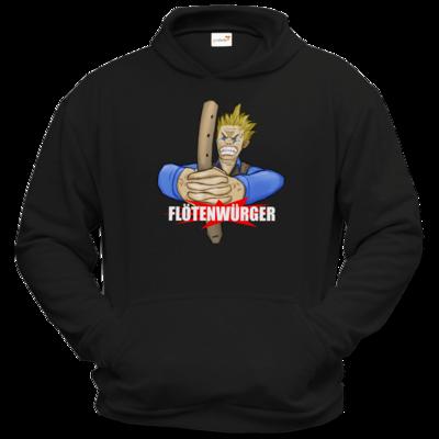 Motiv: Hoodie Classic - Floetenwuerger