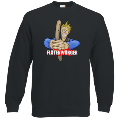 Motiv: Sweatshirt Classic - Floetenwuerger