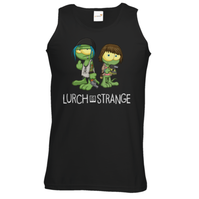 Motiv: Athletic Vest - Lurch is Strange Max & Chloe