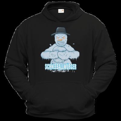 Motiv: Hoodie Classic - Schneeballwuerger