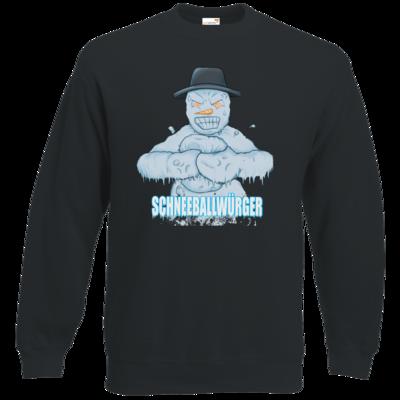 Motiv: Sweatshirt Classic - Schneeballwuerger