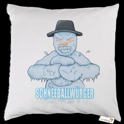 Motiv: Kissen - Schneeballwuerger
