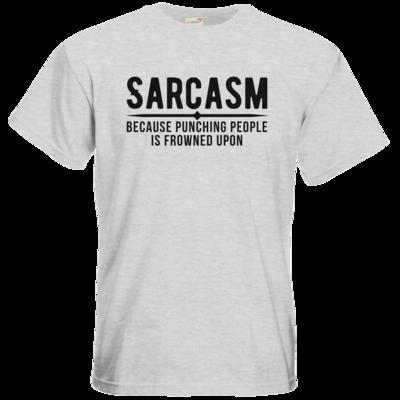Motiv: T-Shirt Premium FAIR WEAR - Sarcasm