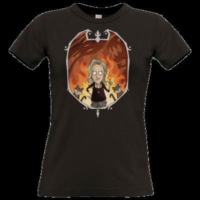 Motiv: T-Shirt Damen Premium FAIR WEAR - oddstarving