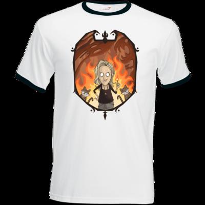 Motiv: T-Shirt Ringer - oddstarving