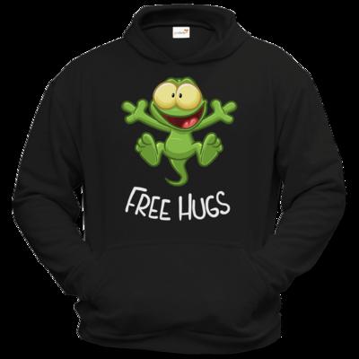 Motiv: Hoodie Classic - FreeHugs