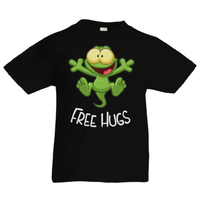 Motiv: Kids T-Shirt Premium FAIR WEAR - FreeHugs