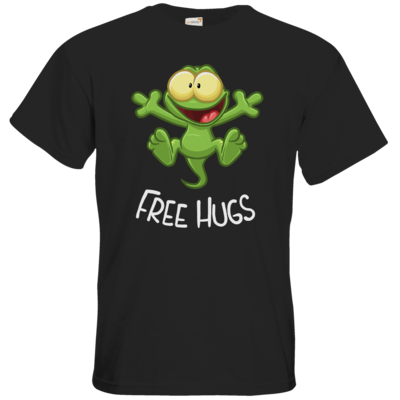 Motiv: T-Shirt Premium FAIR WEAR - FreeHugs