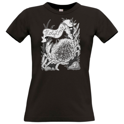 Motiv: T-Shirt Damen Premium FAIR WEAR - Holy Crab