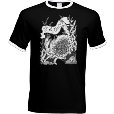 Motiv: T-Shirt Ringer - Holy Crab