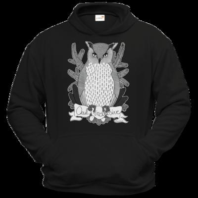 Motiv: Hoodie Classic - Owl Inclusive