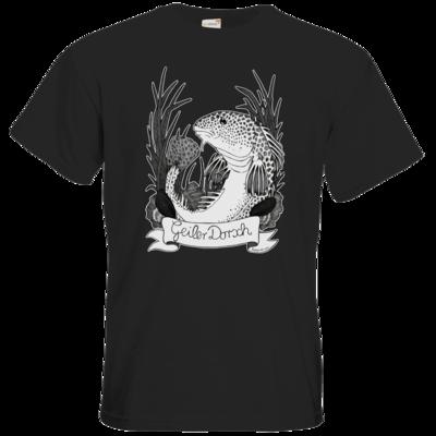 Motiv: T-Shirt Premium FAIR WEAR - Geiler Dorsch